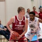Lahti Basketball vierailee Pyynikillä - Petri Heinonen palaa kokoonpanoon